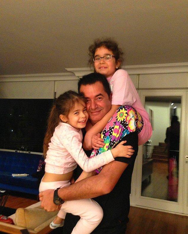 6. Acun Ilıcalı'dan kızlarıyla birlikte tbt paylaşımı geldi!