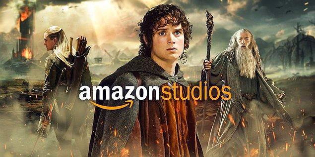 1. Amazon'da yayınlanacak olan The Lord of the Rings dizisinin birinci sezon maliyeti en az 465 Milyon Dolar. Tarihin en çok para harcanan dizisi konumunda.