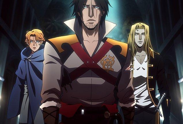 3. Castlevania, 4. sezonuyla birlikte final yapacak.