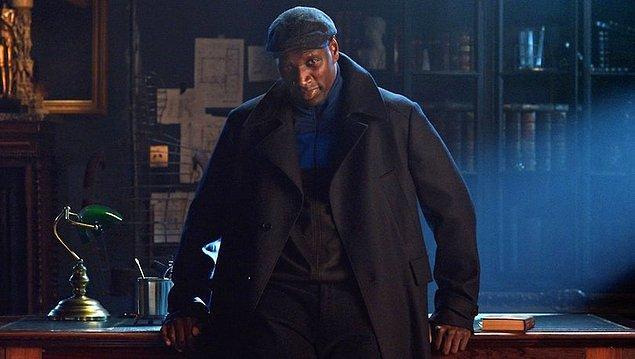 19. Netflix'in 2021'in ilk çeyreğinde en çok izlenen orijinal yapım dizisi Lupin oldu.