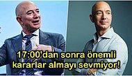 Milyarderler Günlerini Nasıl Geçiriyor? Dünyanın En Zengin İnsanı Jeff Bezos'un Günlük Rutini