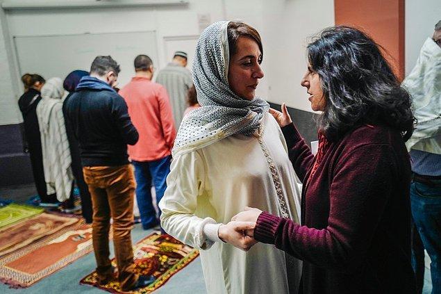 Kahina Bahloul, 2018 yılında Fatma Camisi adı altında bir ibadethane kurdu.