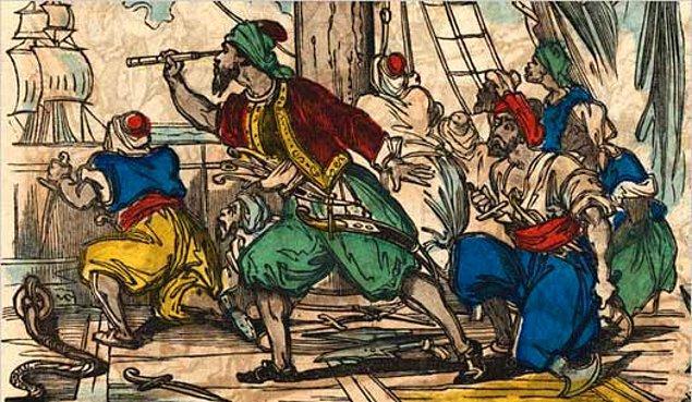 Berberili korsanlar nasıl tarihe karıştı?