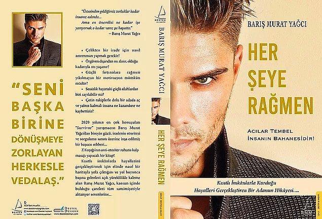 14. Barış Murat Yağcı dediğini yaptı ve kitabını çıkardı...