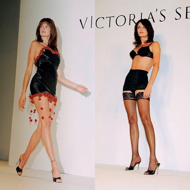 2. 1996 - Stephanie Seymour ve Helena Christensen