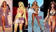 1995'ten 2018'e Kadar Victoria's Secret'ın Akıllara Kazınan Defileleri