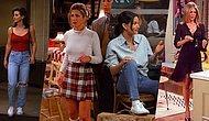 Friends Dizisinin Monica ve Rachel'ının Günümüze Çok da Uzak Olmayan Tarzları