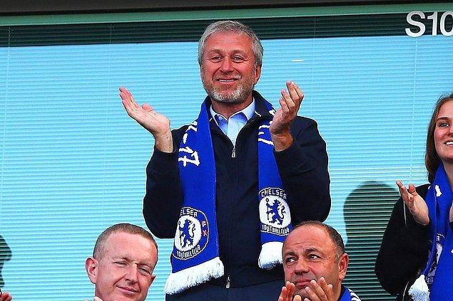 2. Kulüp satın alma işinin belki de ilk temsilcisi Rus, İsrailli iş insanı Roman Abramovich. 2003 yılından beri Chelsea'nin sahibi.