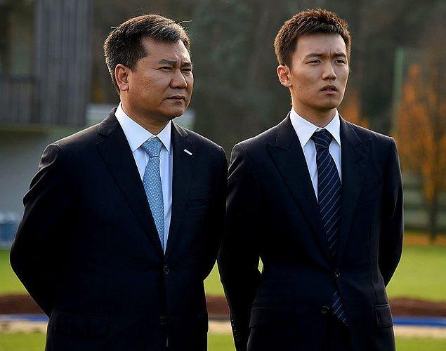 7. 2016 yılında Inter'in hisselerinin %99,5'luk kısmını Çin merkezli şirket Suning Holding'in sahibi Jindong Zhang almıştı.