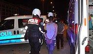 Hurdacılar Arasında Taşlı Sopalı Kavga: Polis 17 Kişiye 107 Bin TL Ceza Yazdı