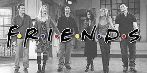 Sitcom'un Şahı En Yakın Arkadaşlarımızın Dizisi Friends'te Çalan En Güzel 13 Şarkı