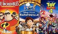 En İyi Animasyon Oscar'ını Kazanan 11 Pixar Filmi