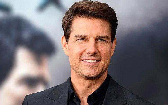 4. Tom Cruise