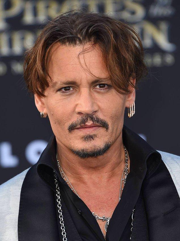 6. Johnny Depp