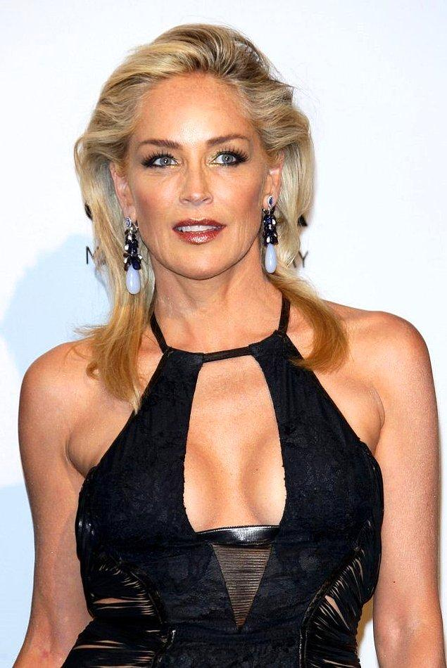 7. Sharon Stone
