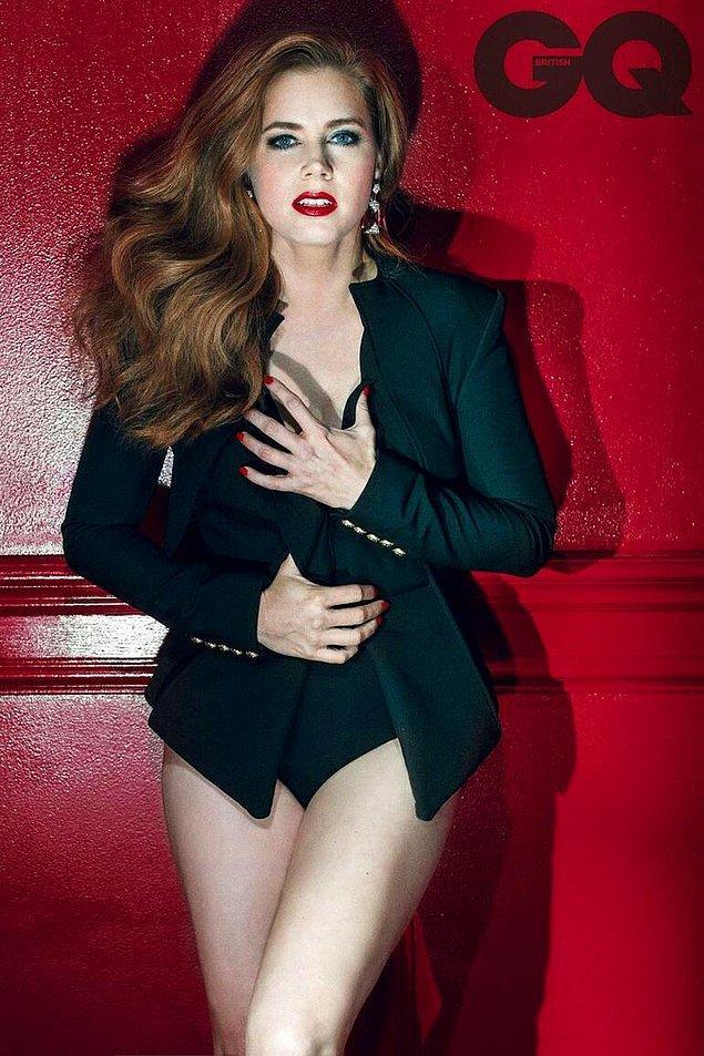 12. Amy Adams