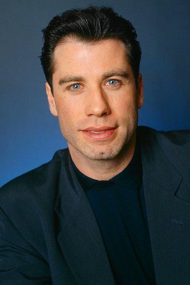 13. John Travolta