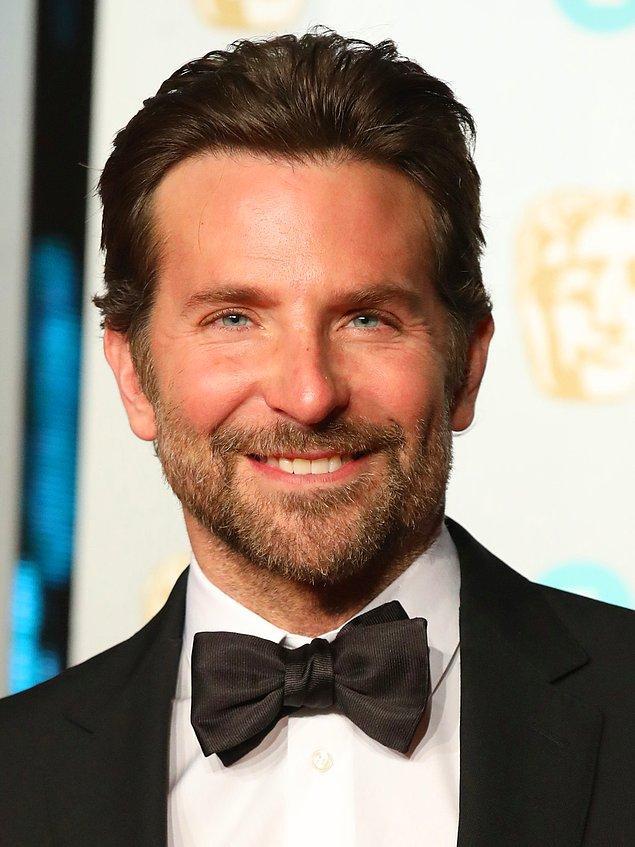 16. Bradley Cooper