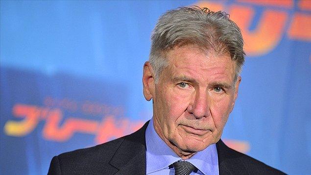27. Harrison Ford