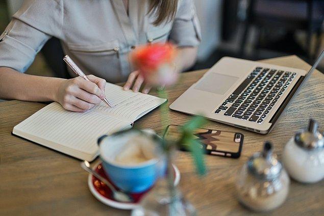 8. Tüm görevlerinizi hatırlamanızı sağlar ve daha rahat düşünmenize yardımcı olur.