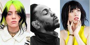 Grammy'lerde Yılın Şarkısı Ödülünü Diğer Adaylara Kaptırsa da Ödülü Hak Eder Güzellikte Olan 16 Şarkı