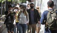 İllere Göre Haftalık Vaka Sayısı Haritası Güncellendi: İstanbul, Çanakkale, Tekirdağ Zirvede
