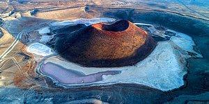 Volkanik Gaz Patlaması Sonucu Oluşan Doğa Harikamız: Konya Meke Gölü