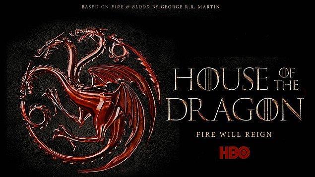 Tabii cevap gecikmedi. GoT ekibi resmen House of Dragon'un 2022'de ekrana çıkacağını duyurdu.