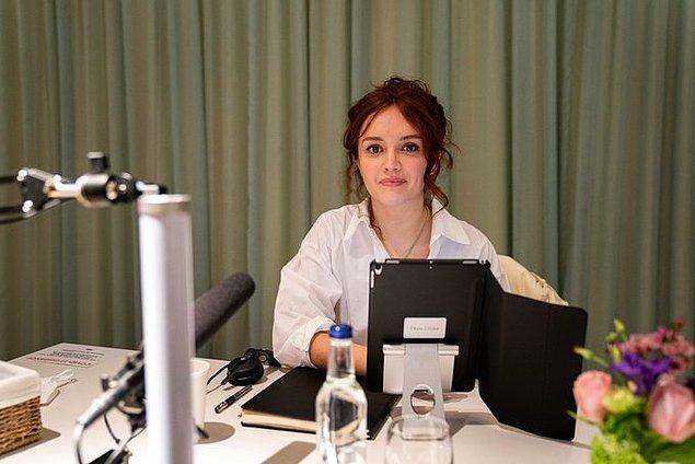 Alicent Hightower rolüyle Olivia Cooke: