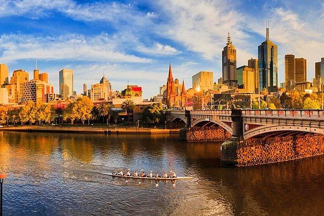 Avustralya çıktı!
