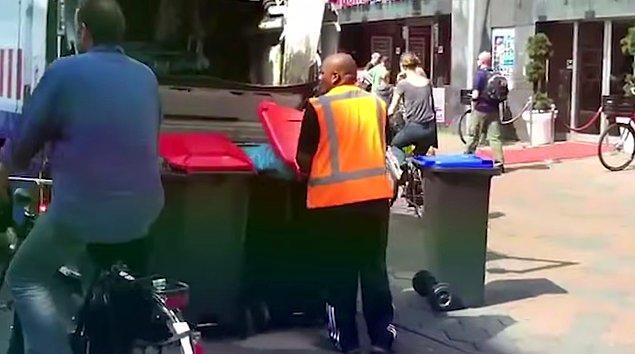 14. Sokağa çöp atmanın cezası 185 Euro ve bu yasak sıkı bir biçimde uygulanıyor.