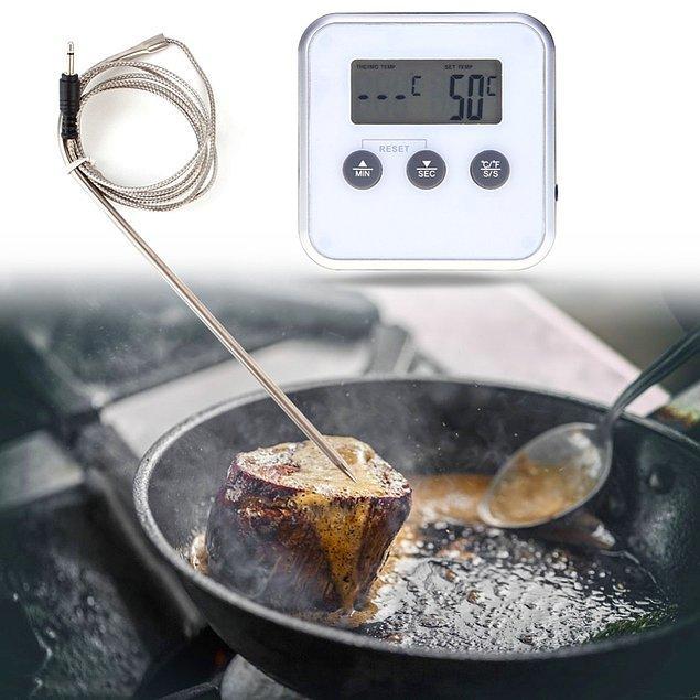 9. Decdeal Dijital Et Termometresi
