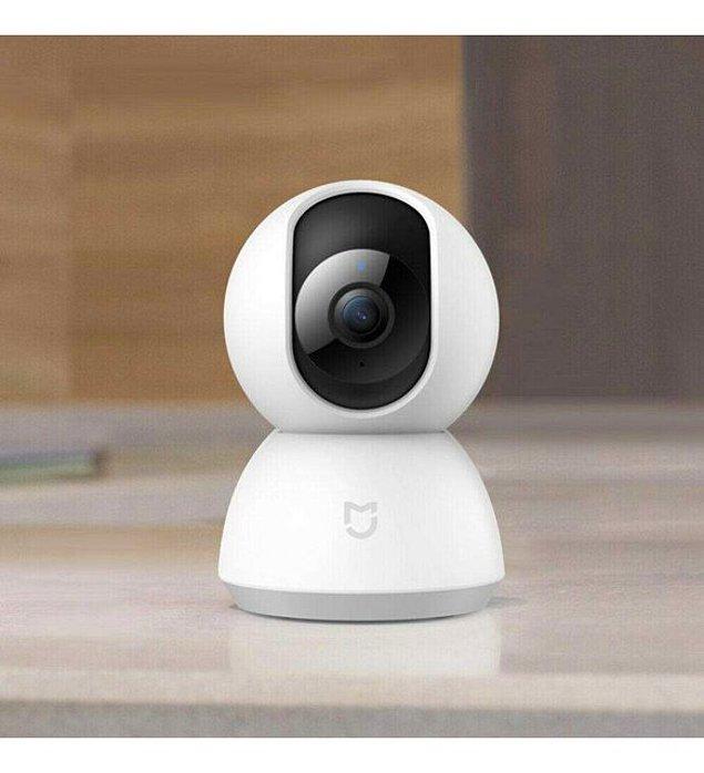 16. Xiaomi Mijia Smart Home 360 Derece Dönebilen Kamera