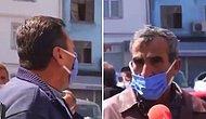 Samsun'da 'Ne Açlığı, Şükret' Diyen Kişiye Fena Patlayan Adam: 'Lan Ağzını Yüzünü S*ktirme Yürü Git'