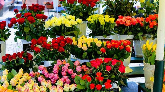 Anneler Günü nedeniyle çiçekçi dükkanları kısıtlamalardan muaf olacaklar mıdır?
