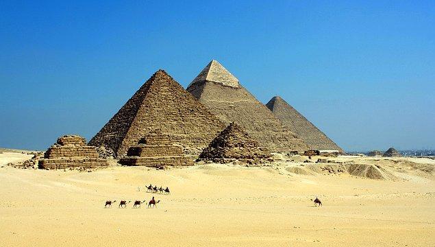 4. Mısır İmparatorluğu