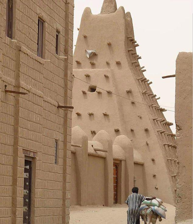 8. Mali İmparatorluğu