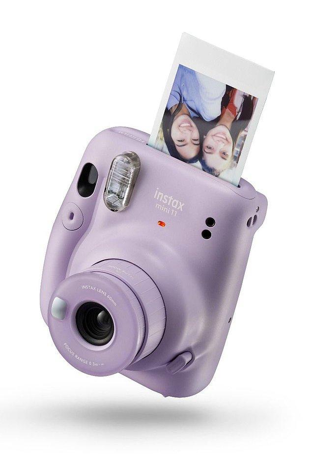 6. Instax Mini dünyanın en minnoş hediyelerinden biri olabilir...