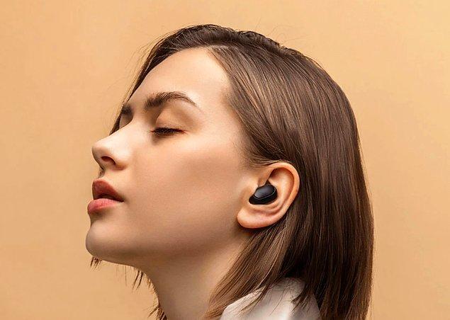 4. Ya da uygun fiyatlı bir kulak içi bluetooth kulaklık...