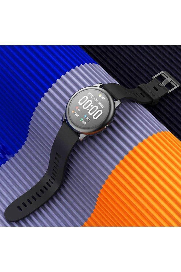 10. Uygun fiyatlı bir akıllı saat...