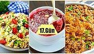 Ramazan'ın 17. Günü İçin Hazırlayabileceğiniz İki Farklı İftar Menüsü Önerisi