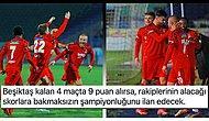 Kartal Uçmaya Devam Ediyor! Beşiktaş Kritik Maçta Çaykur Rizespor'u 3 Golle Devirdi