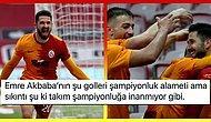 Cimbom Yarışa Devam Dedi! Konyaspor'u Son Dakikalarda Gelen Golle Yenen Galatasaray Umutlarını Sürdürdü
