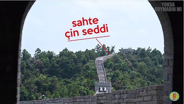 7. Çin Seddi