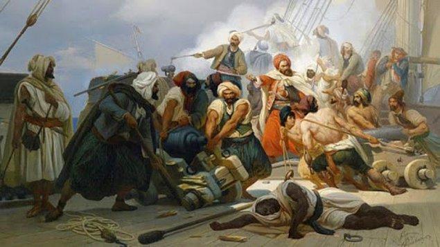 Berberi korsanlarından sonra korsanlık faaliyetlerine ne olmuştur?