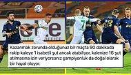 Kanarya Alanya'dan Çıkamadı! 45 Dakika 10 Kişi Oynayan Fenerbahçe Şampiyonluk Yarışında Büyük Yara Aldı
