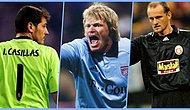 90'larda ve 2000'lerde Dünya Futboluna Damga Vurmuş 13 Kaleci