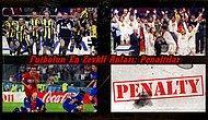 Futbolun En Zevkli Anları: Normal Sürede Berabere Tamamlanıp Penaltılara Giden 10 Efsane Maç