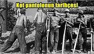 Bir Zamanlar İşçiler İçin Üretilmiş Olup Şimdilerin En Sık Kullanılan Kıyafeti Kot Pantolonun Tarihçesi