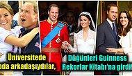 Evliliklerinde 10. Yıllarını Kutlayan Kate Middleton ve Prens William'ın Dillere Destan Aşk Hikayesi